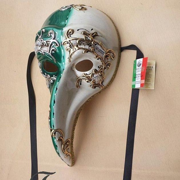 Máscara El Turco