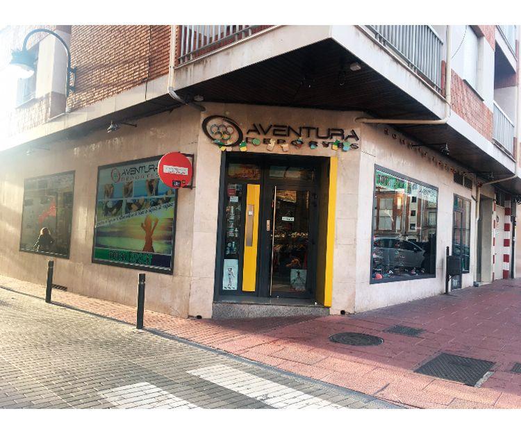 Tienda de deportes en Benavente, Zamora