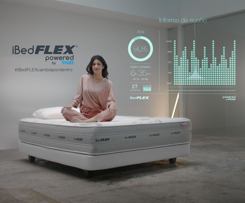 i-Bed Flex en Bilbao