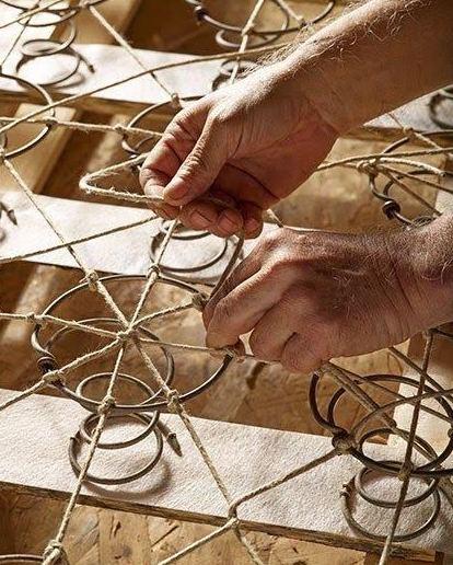 Colchones artesanos en Bizkaia