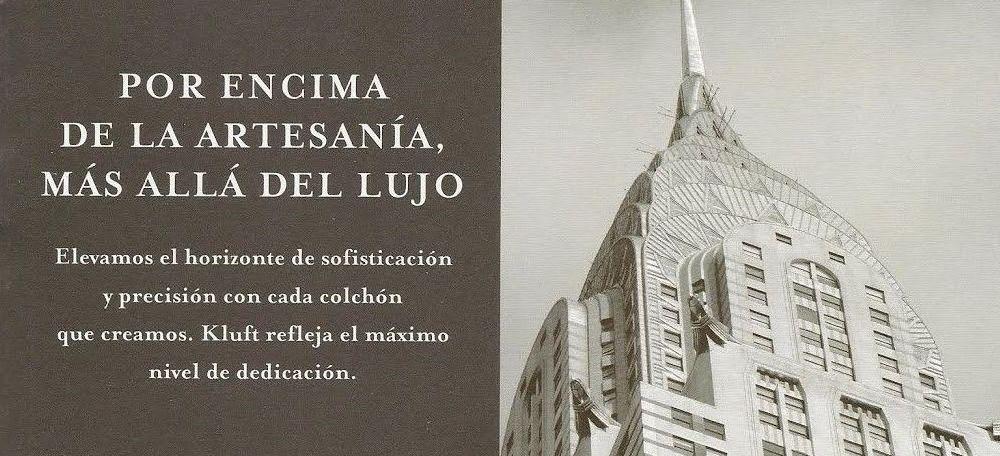 Colchones de lujo en Bilbao