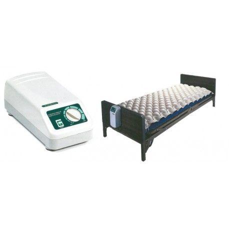 Compresor regulable génesis con colchón de aire