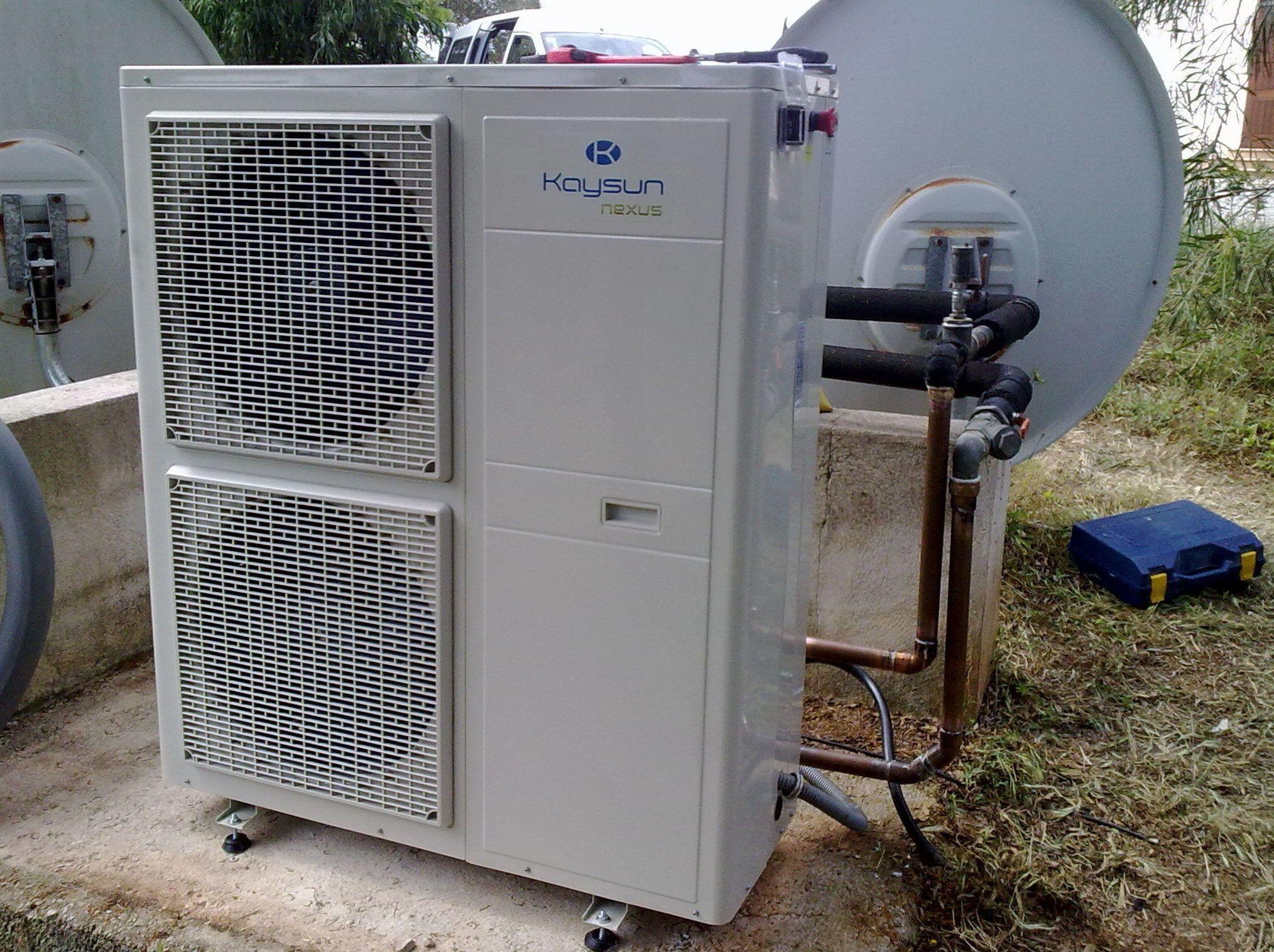 Instalación de aire acondicionado: Trabajos  de Climatics