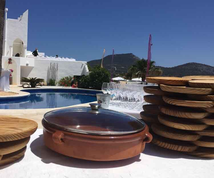 Especialistas en pulpo para celebraciones en Ibiza