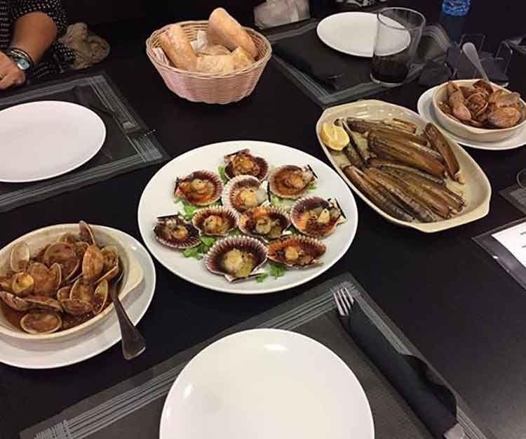 Venta de pescado y marisco fresco en Ibiza