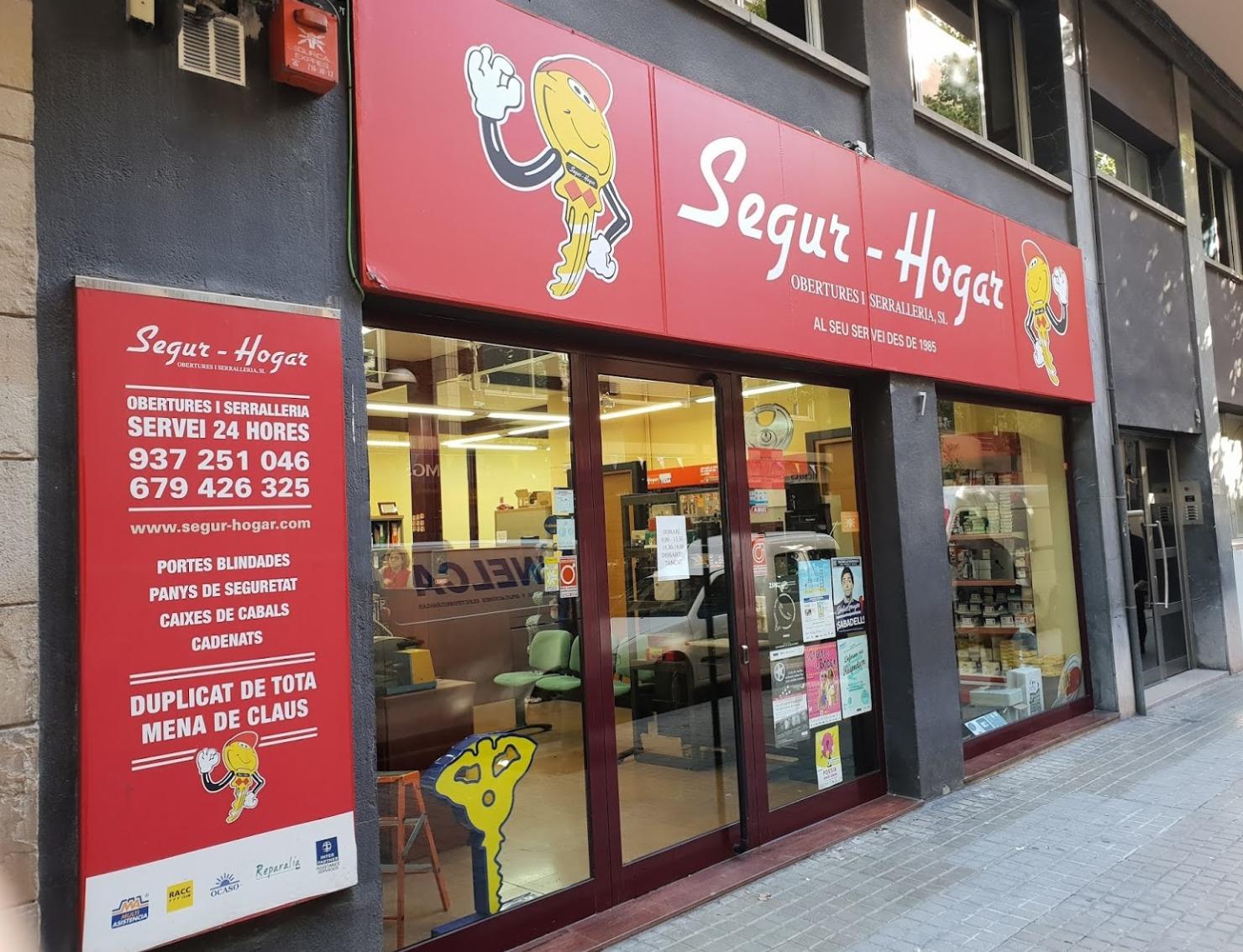 Cerrajeros 24 horas Sabadell