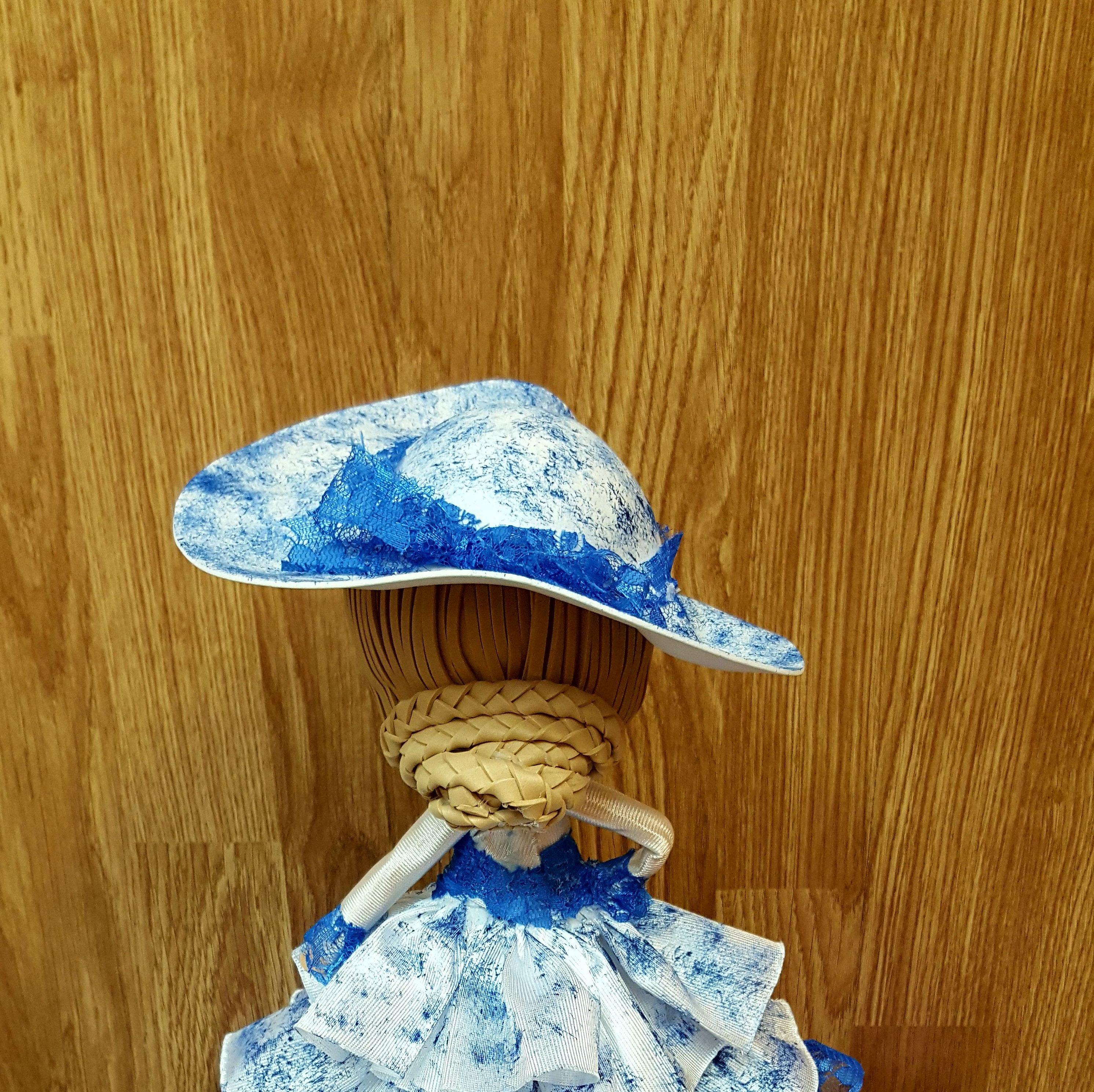 muñeca fofucha de epoca