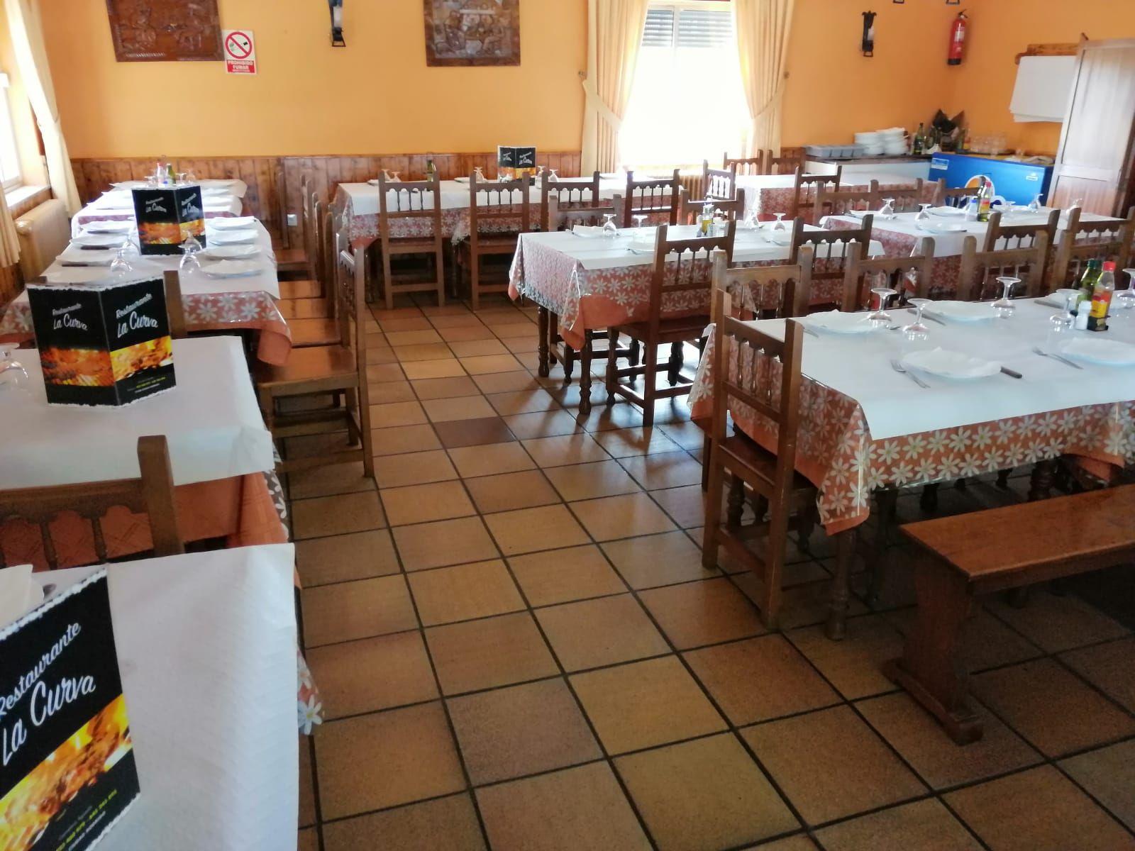Comidas para grupos Ciudad Rodrigo