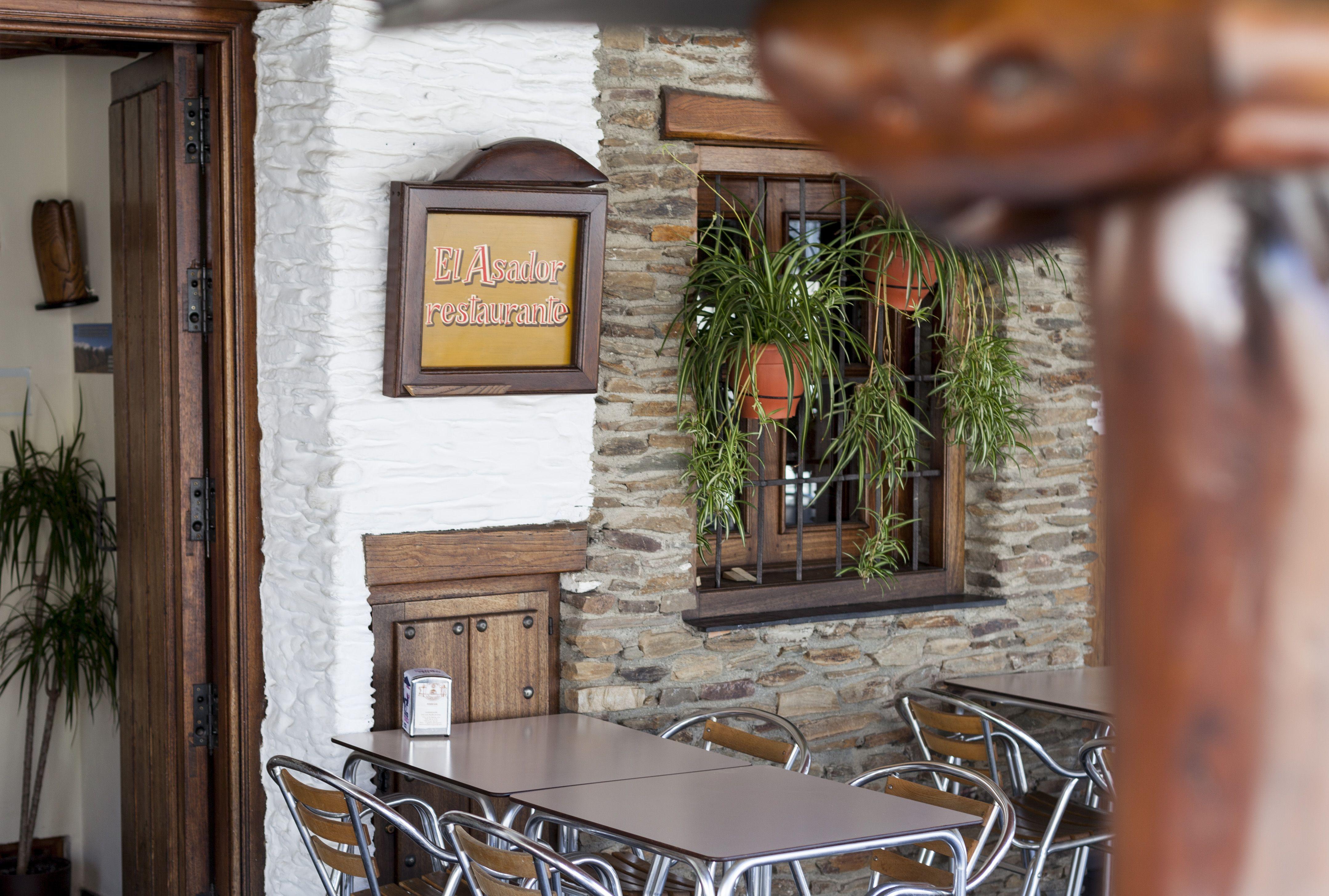 Restaurante para comer bien en Capileira
