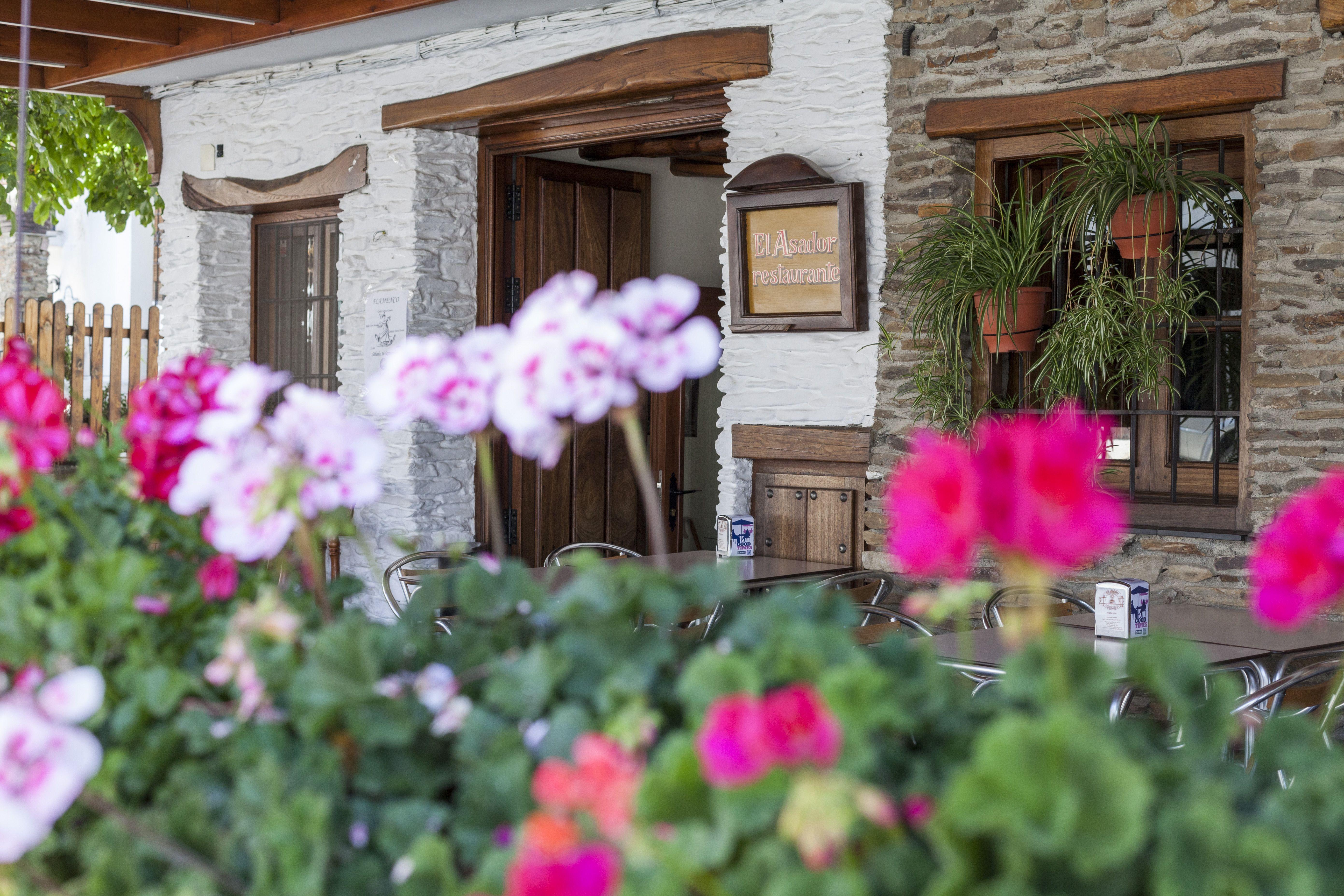 Restaurantes en Capileira, Granada