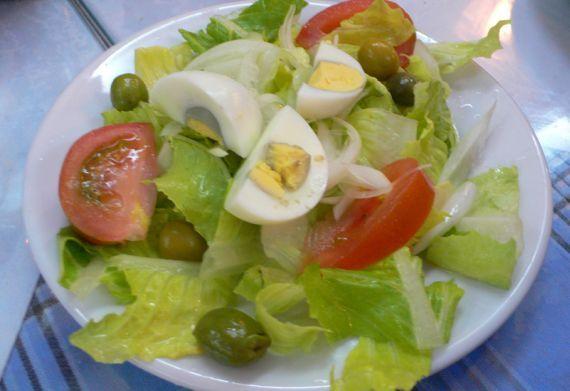 Ensaladas ecológicas: Productos de Restaurante El Asador