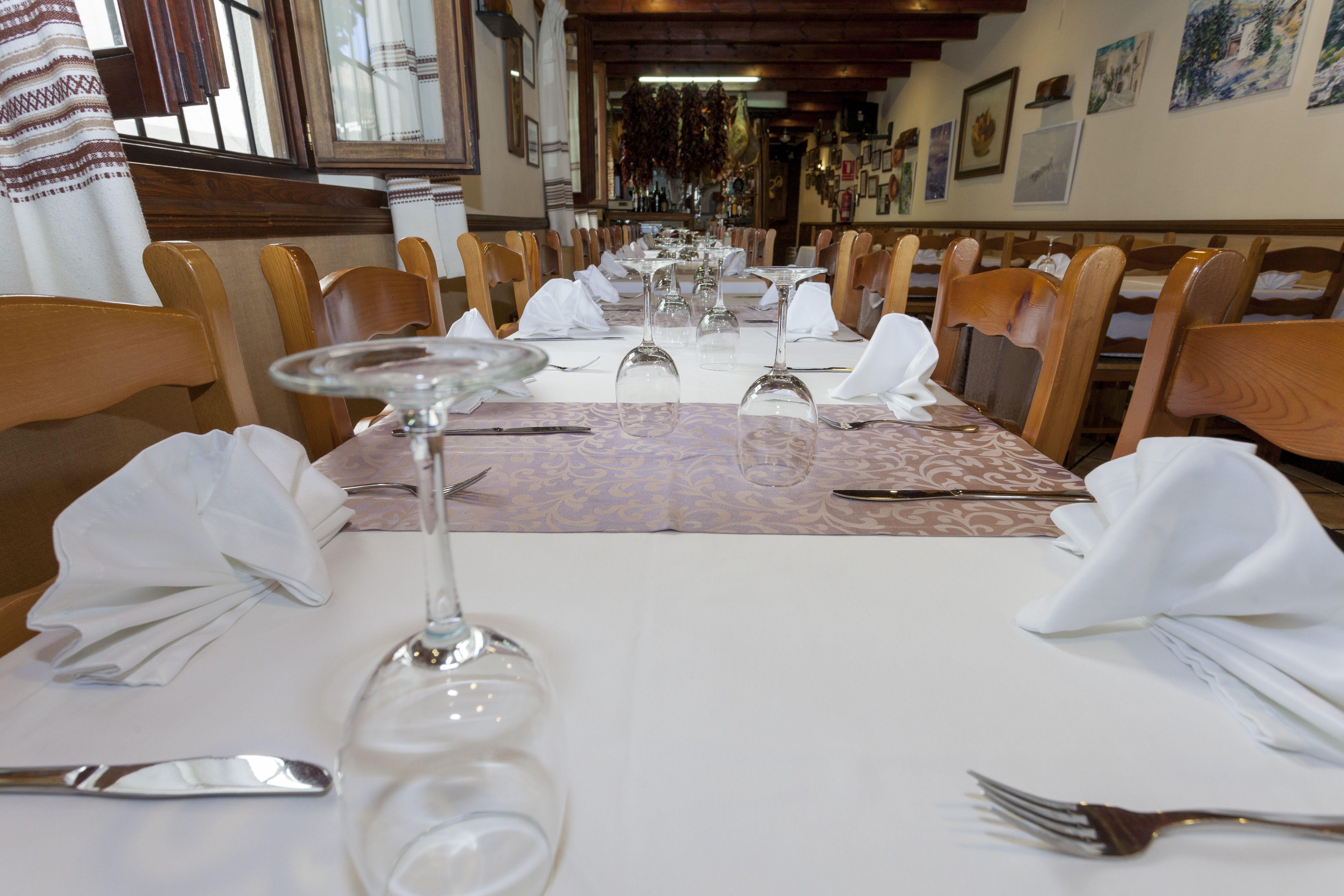 Restaurantes donde comer en Capileira, Granada