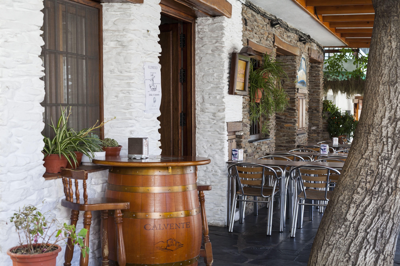 Donde comer en Capileira