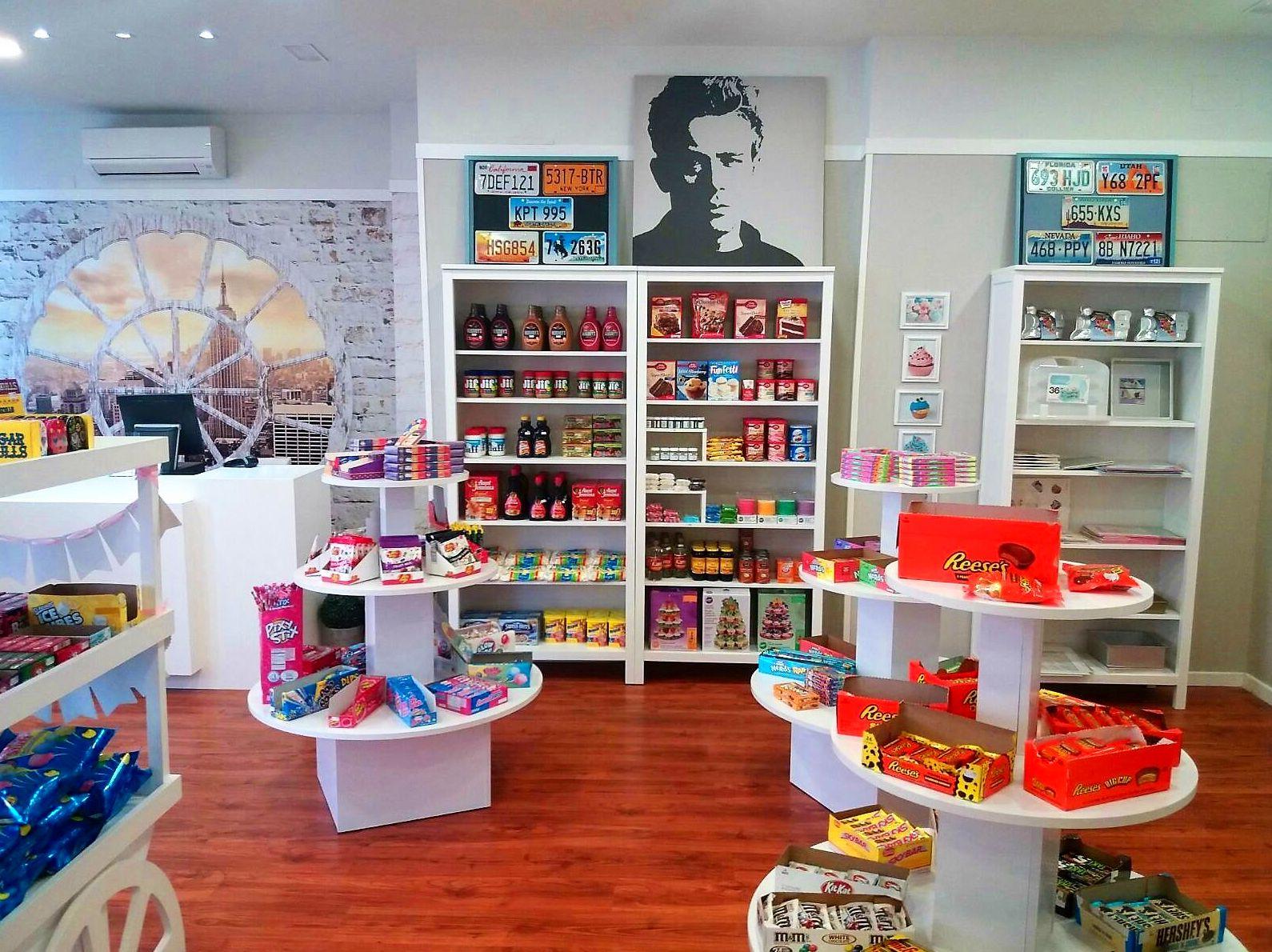 Foto 6 de Tiendas de alimentación en Madrid | American Flavor