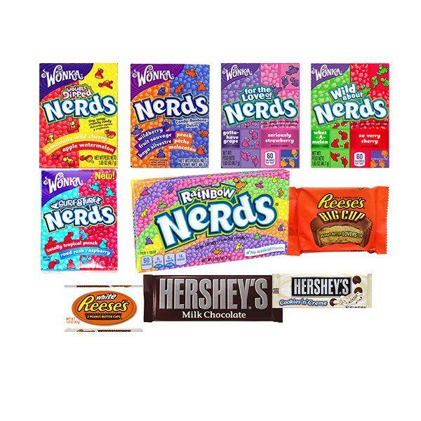 Chocolatinas y chuches: Productos de American Flavor