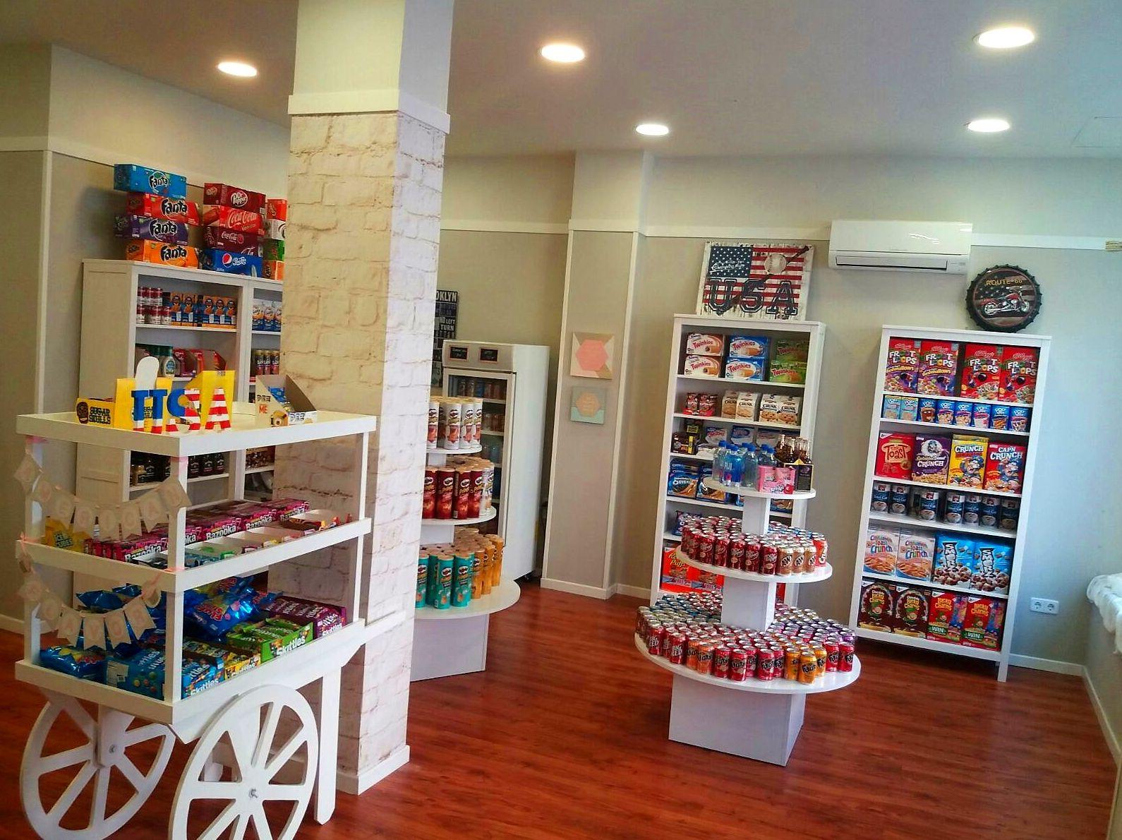 Foto 1 de Tiendas de alimentación en Madrid | American Flavor
