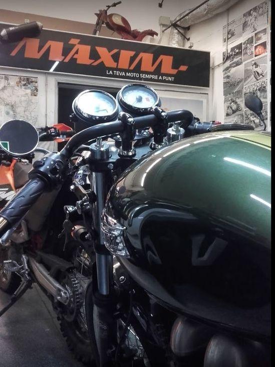 ¿Cuándo cambiar las ruedas de la moto?