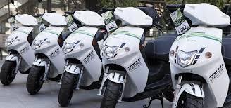 Servicios a flotas y colectivos de motos