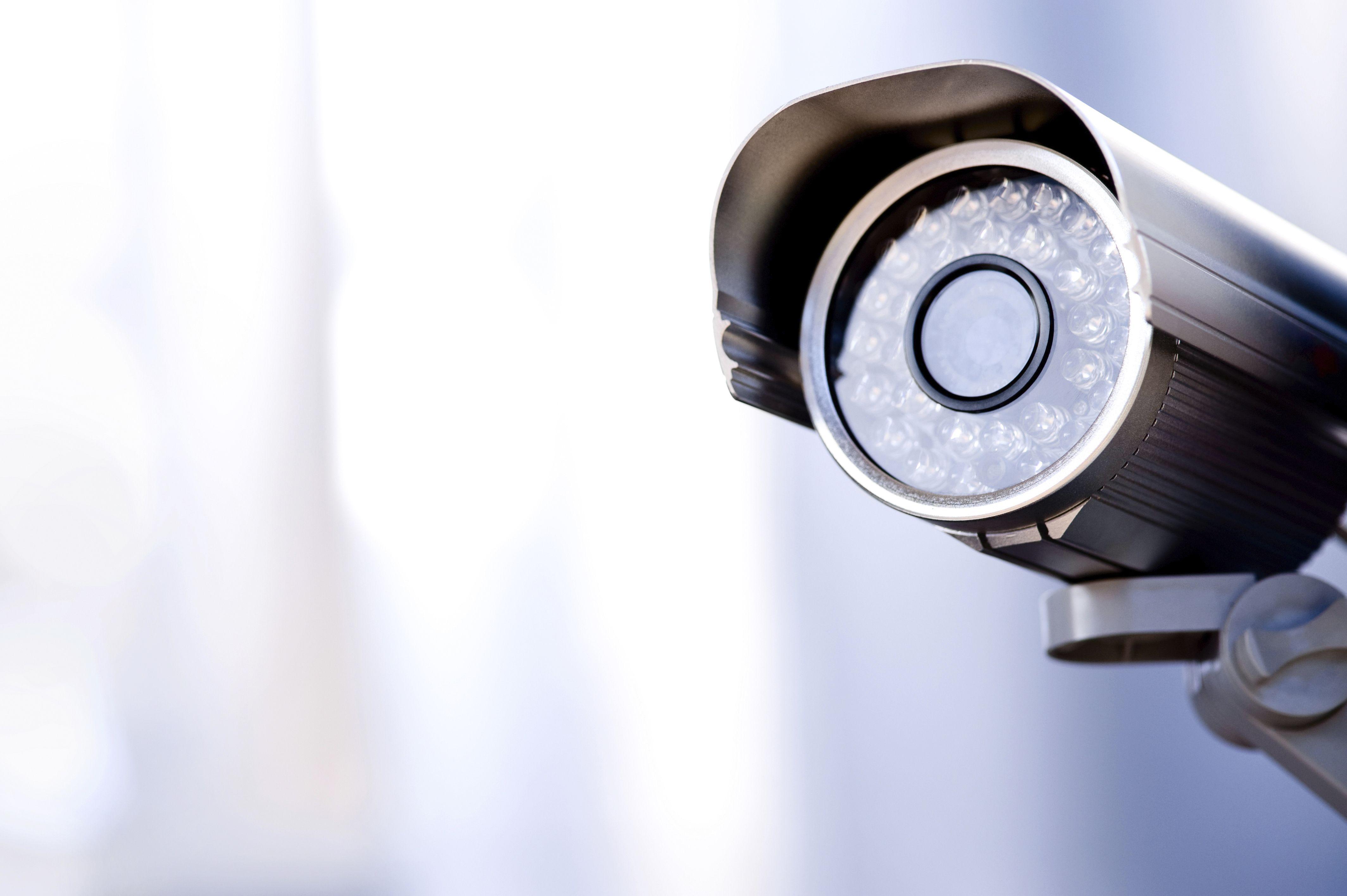 Cámaras de vigilancia en Girona
