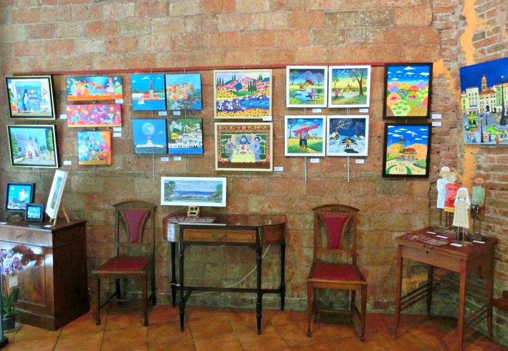 Foto 1 de Galerías de arte y salas de exposiciones en Barcelona | BCM Art Gallery