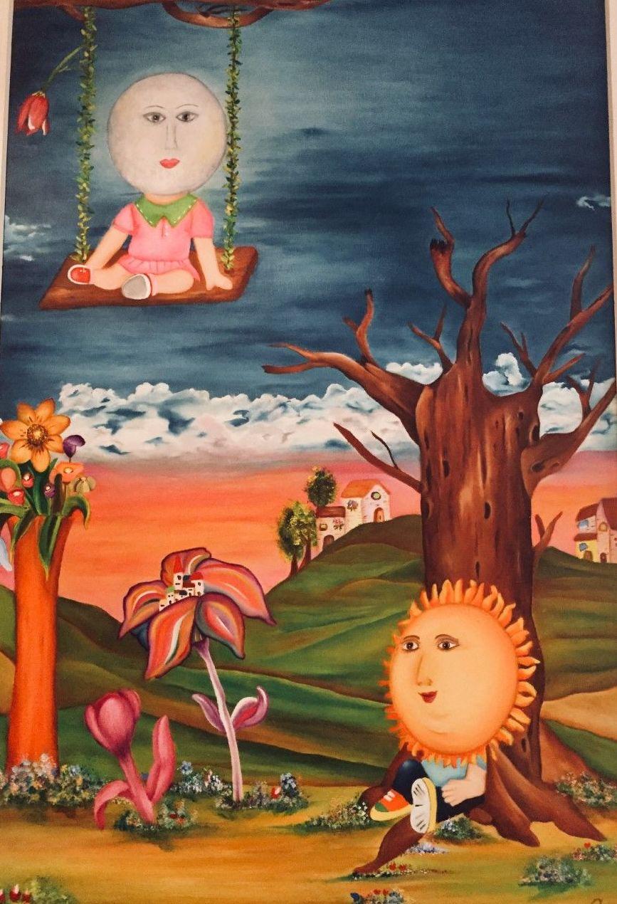 ANA BARAHONA: Exposiciones y artistas  de BCM Art Gallery