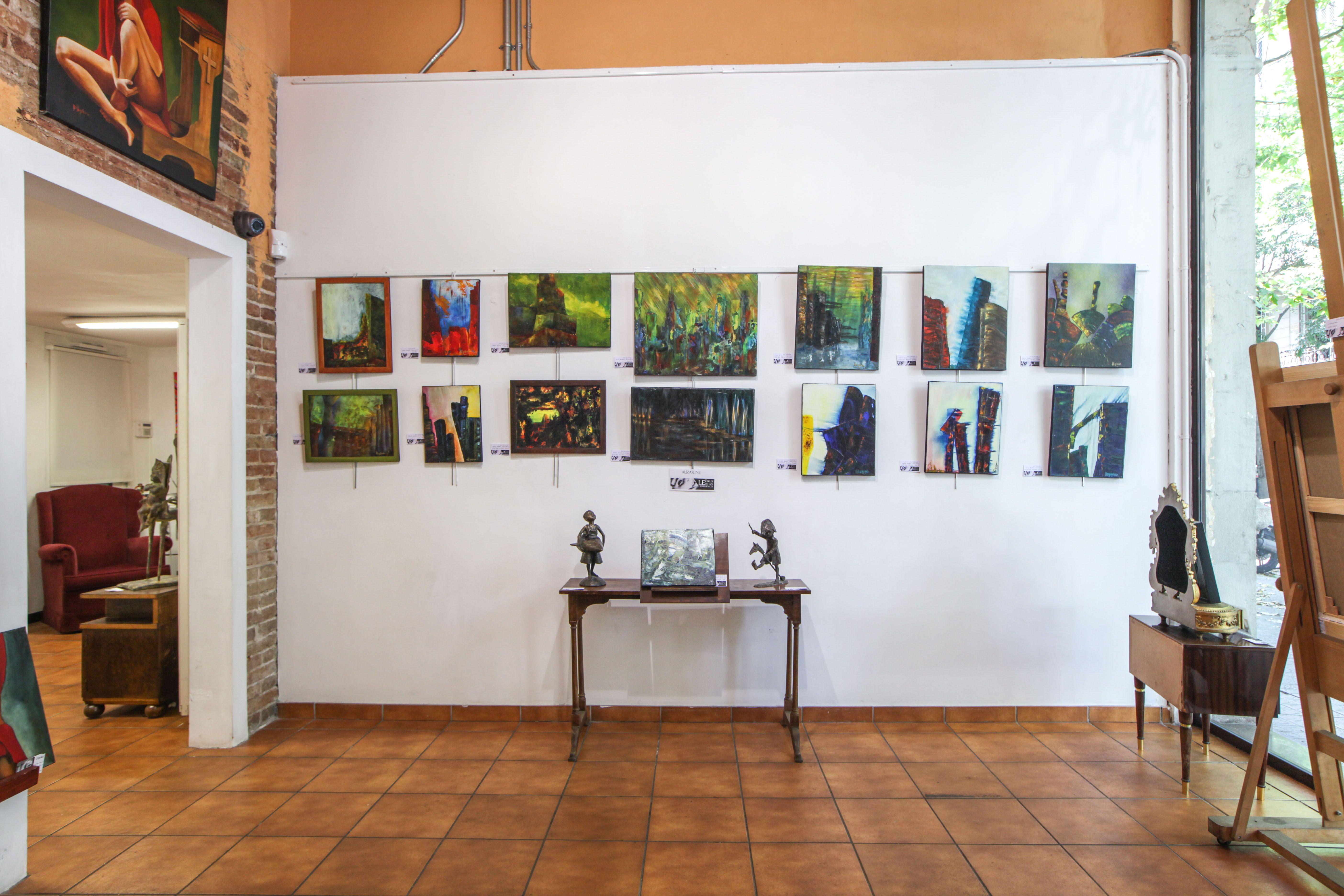 Foto 3 de Galerías de arte y salas de exposiciones en Barcelona | BCM Art Gallery