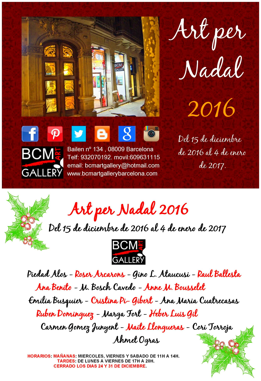 ART PER NADAL 2016