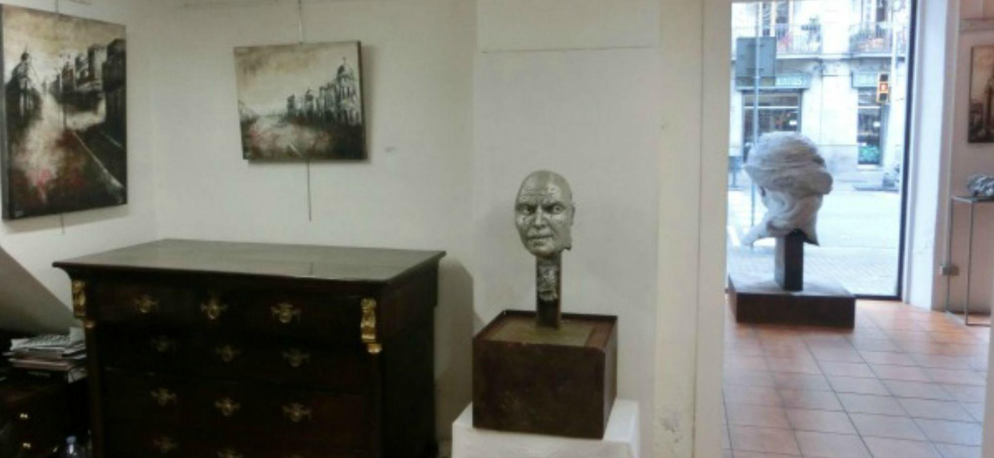 Galería de pintura y escultura