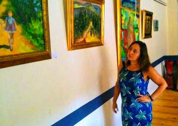 SILVIA G. ARMESTO: Exposiciones y artistas  de BCM Art Gallery