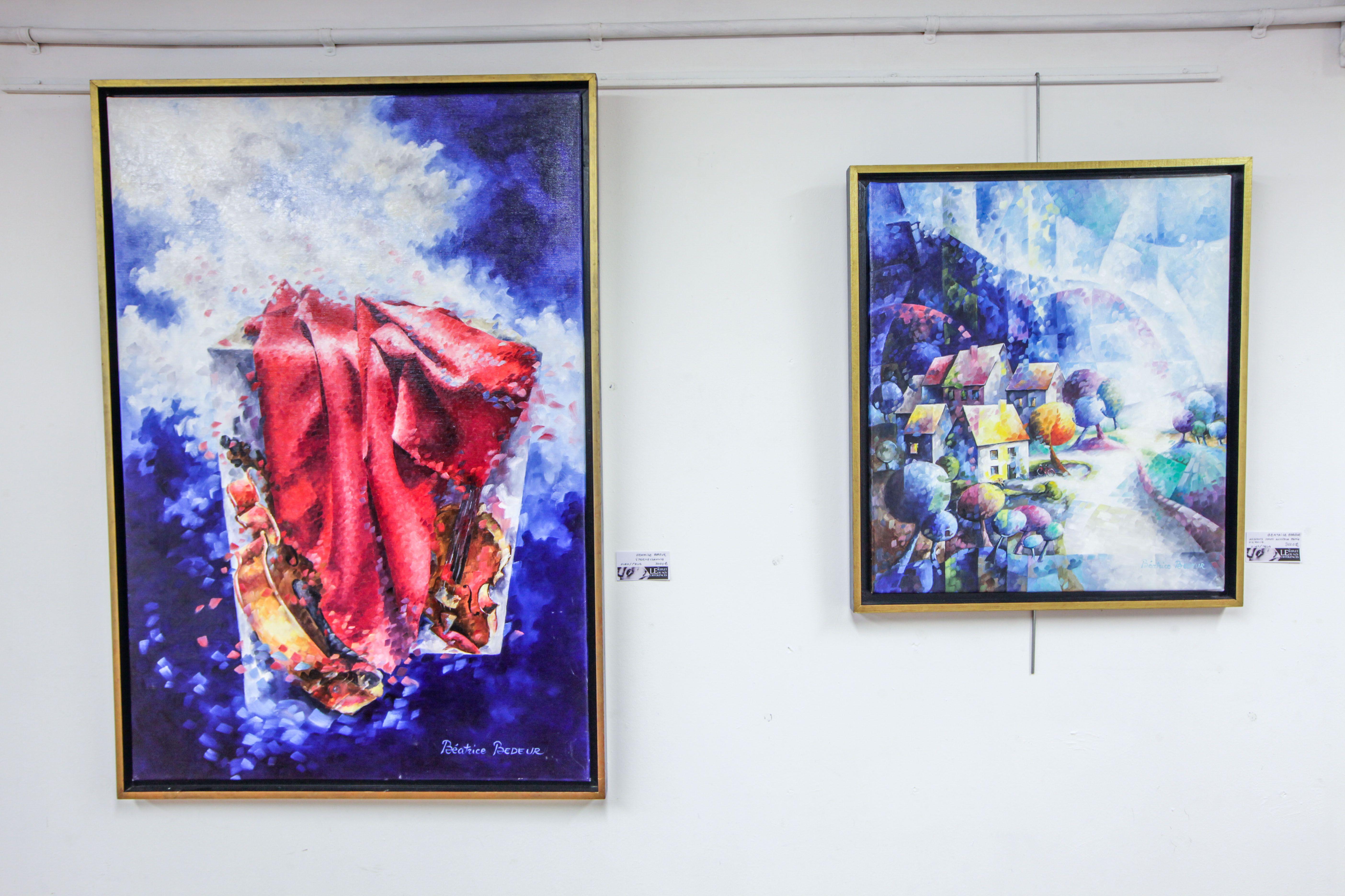 Foto 9 de Galerías de arte y salas de exposiciones en Barcelona | BCM Art Gallery
