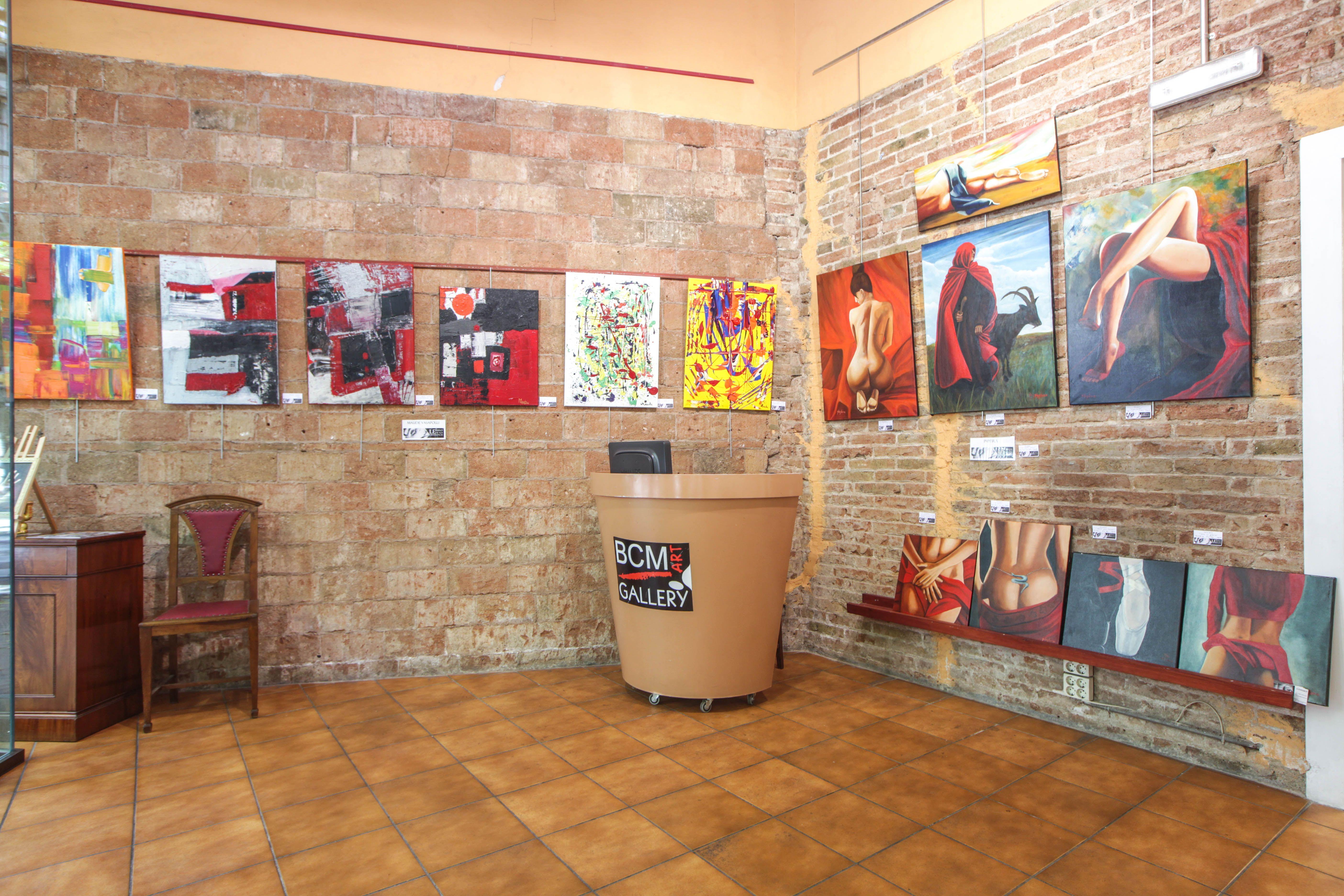 Foto 5 de Galerías de arte y salas de exposiciones en Barcelona | BCM Art Gallery