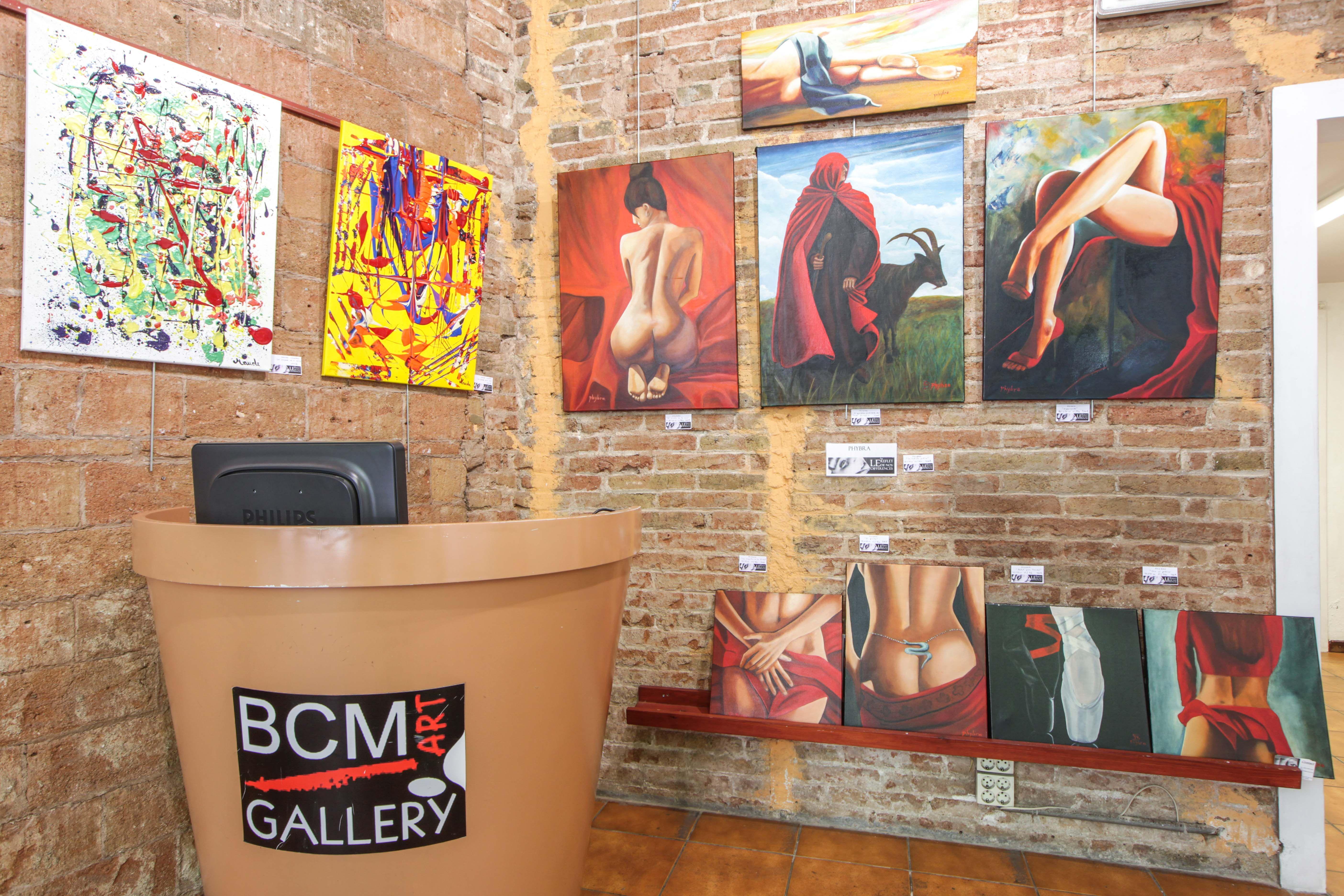 Foto 4 de Galerías de arte y salas de exposiciones en Barcelona | BCM Art Gallery