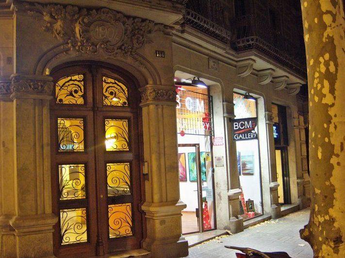Bcm Art Gallery en Barcelona