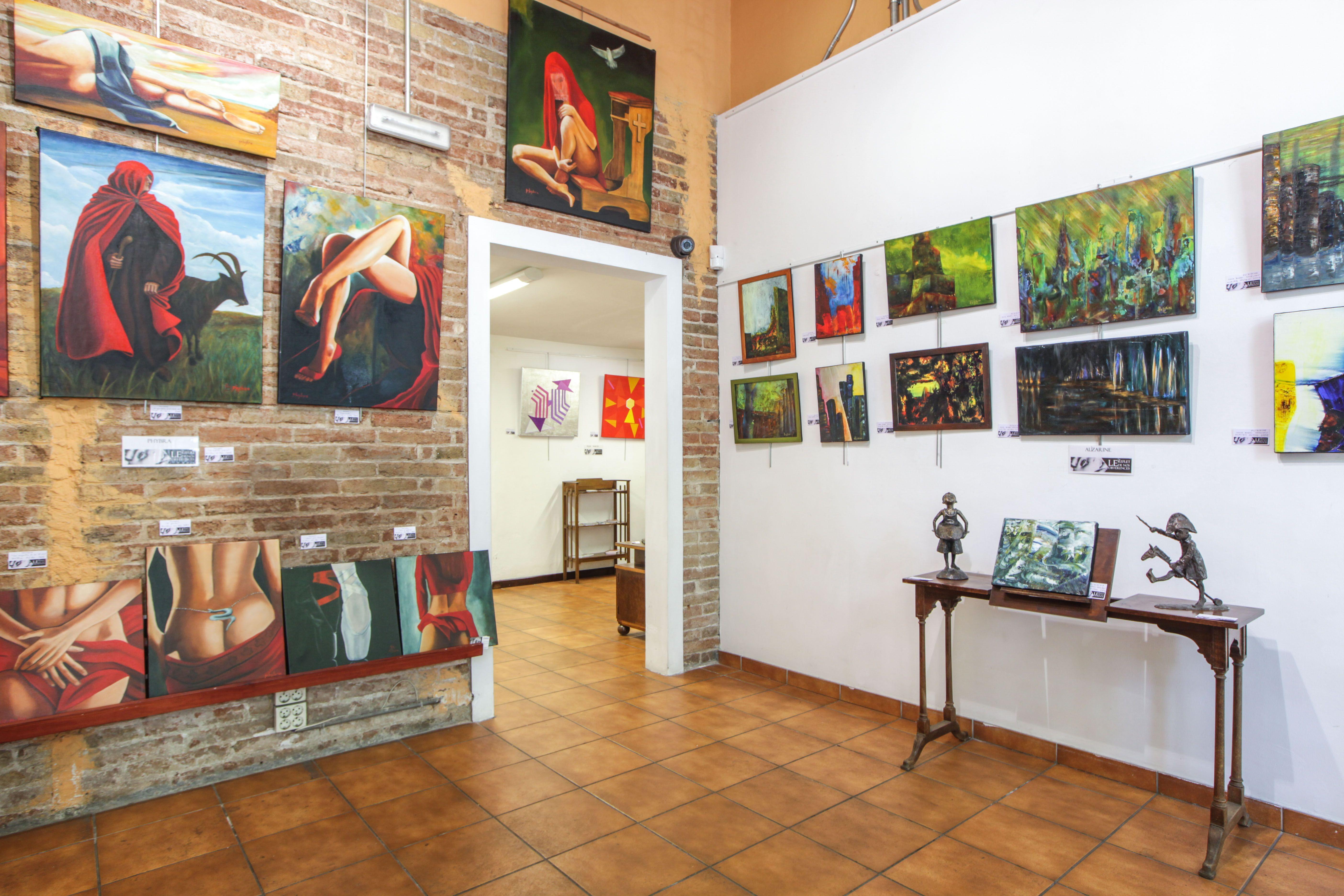 Foto 2 de Galerías de arte y salas de exposiciones en Barcelona | BCM Art Gallery
