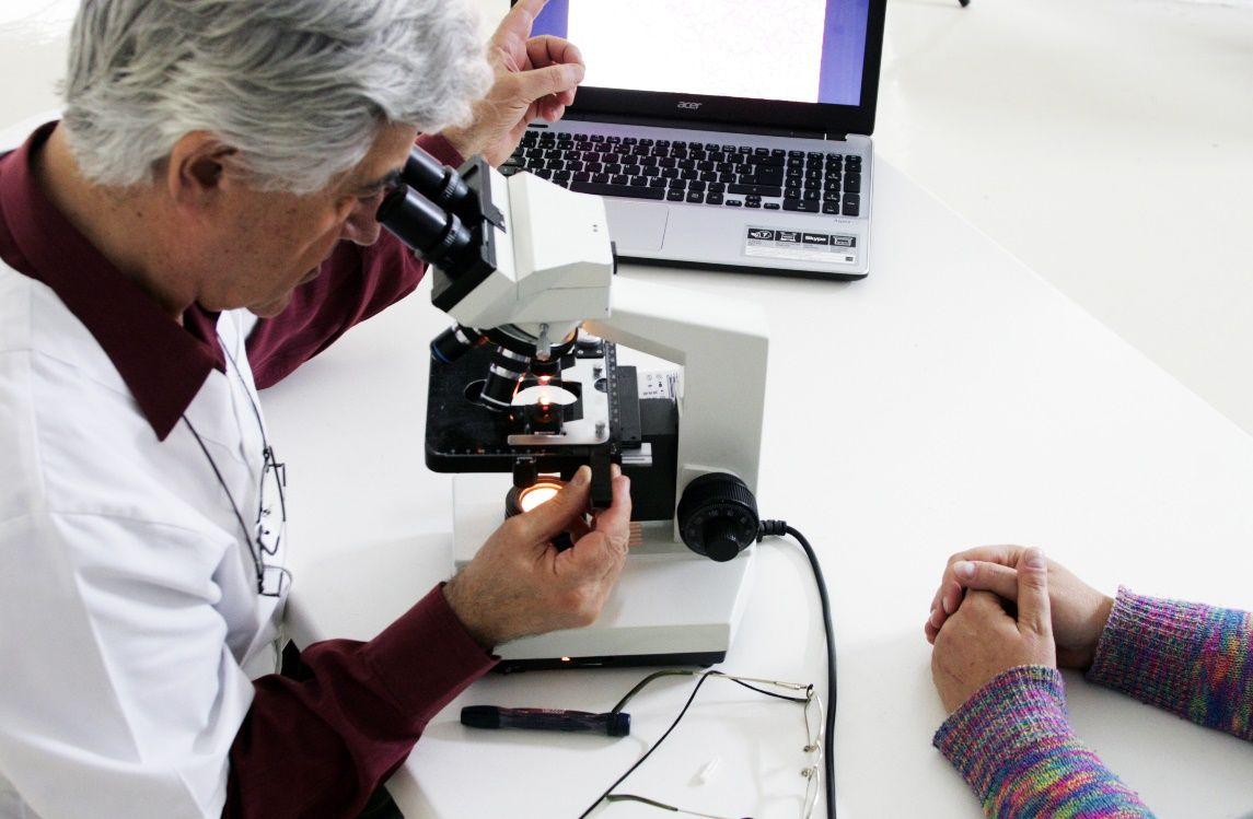 Detección de enfermedades con análisis hematográfico