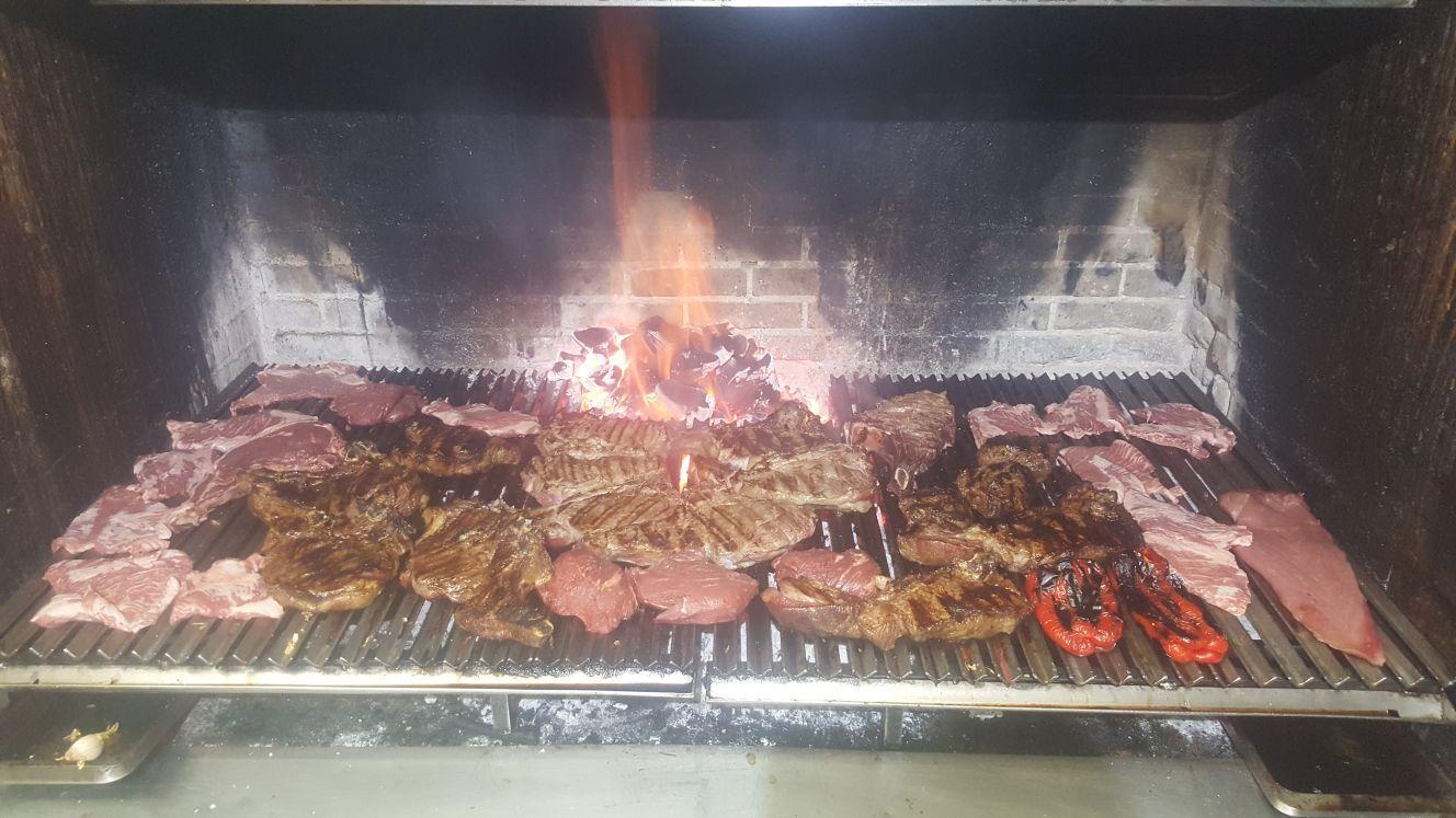 Carnes a la brasa en Las Palmas de Gran Canaria