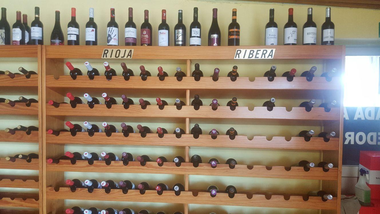 Carta de vinos Las Palmas de Gran Canaria