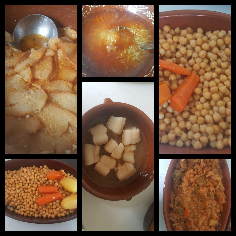 El mejor cocido en Tamames, Salamanca