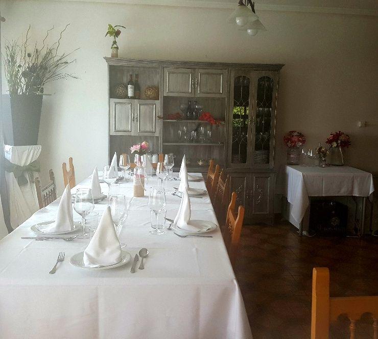 Restaurante en Tamames, Salamanca