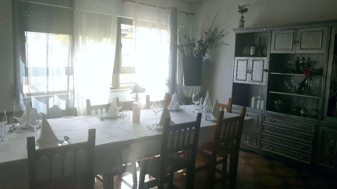Restaurante para celebraciones en Tamames, Salamanca