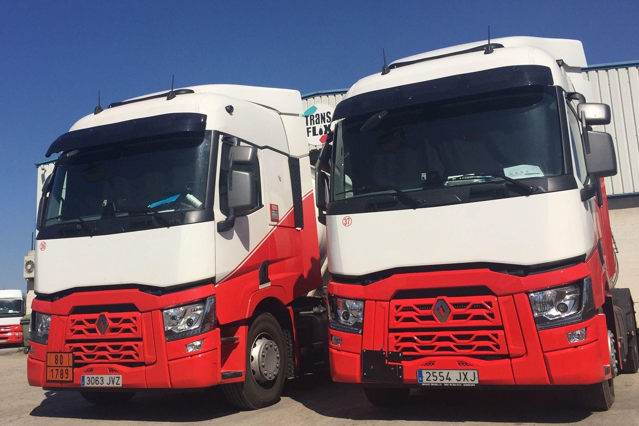 Foto 2 de Transporte de mercancías en Barcelona en Esparreguera | Transportes Flix, S.A.