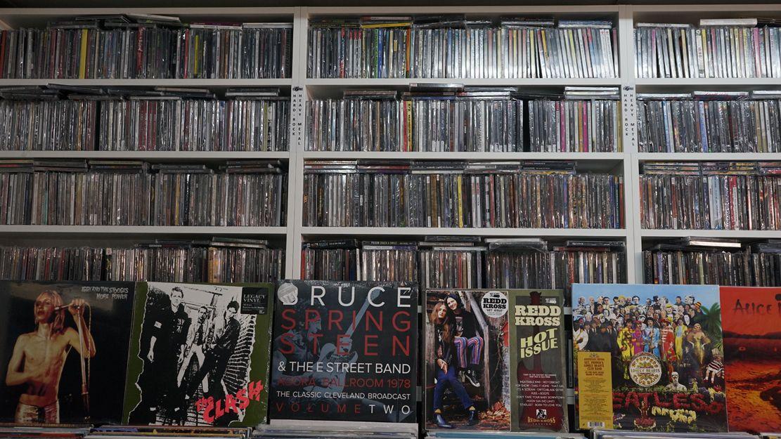 Venta de vinilos, CD, LP, DVD Murcia