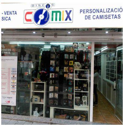 Compra y venta de discos Murcia