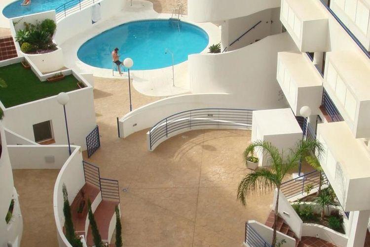 Alojamientos baratos en Málaga con piscina