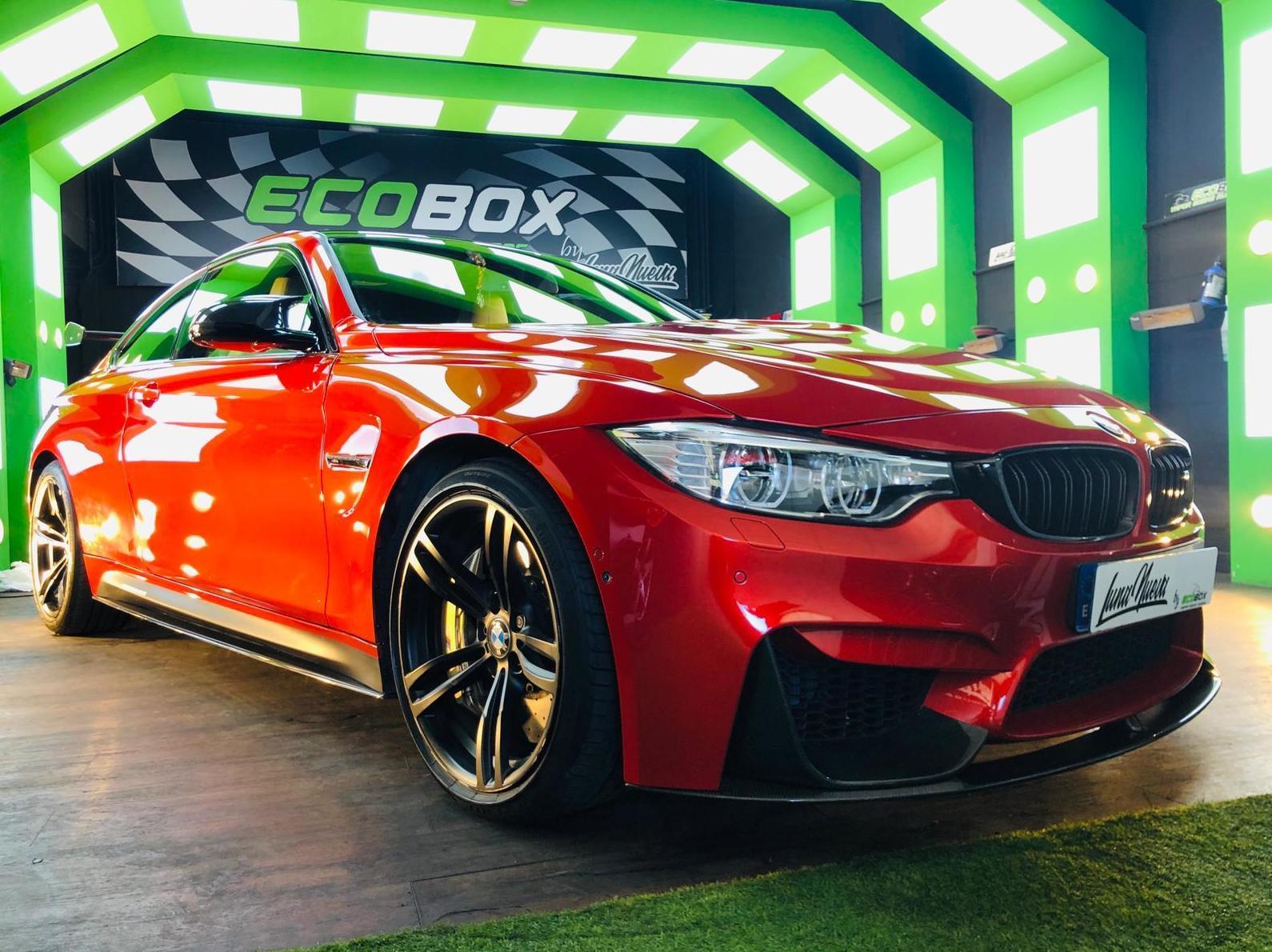 BMW M4 Completo + Carnauba