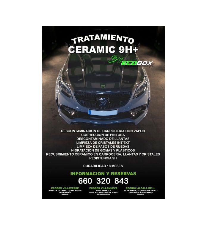 Tratamiento Ceramic 9h