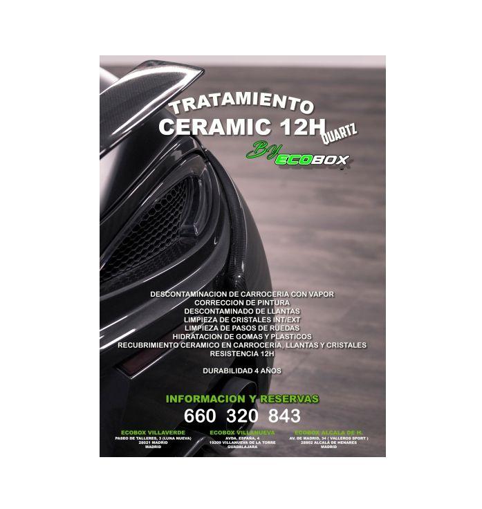 Tratamiento Ceramic 12h