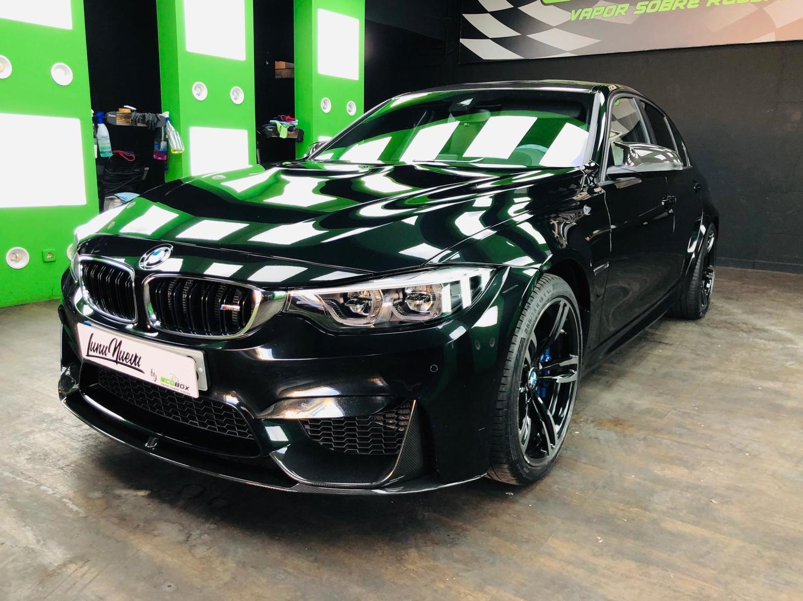 BMW M3 9H