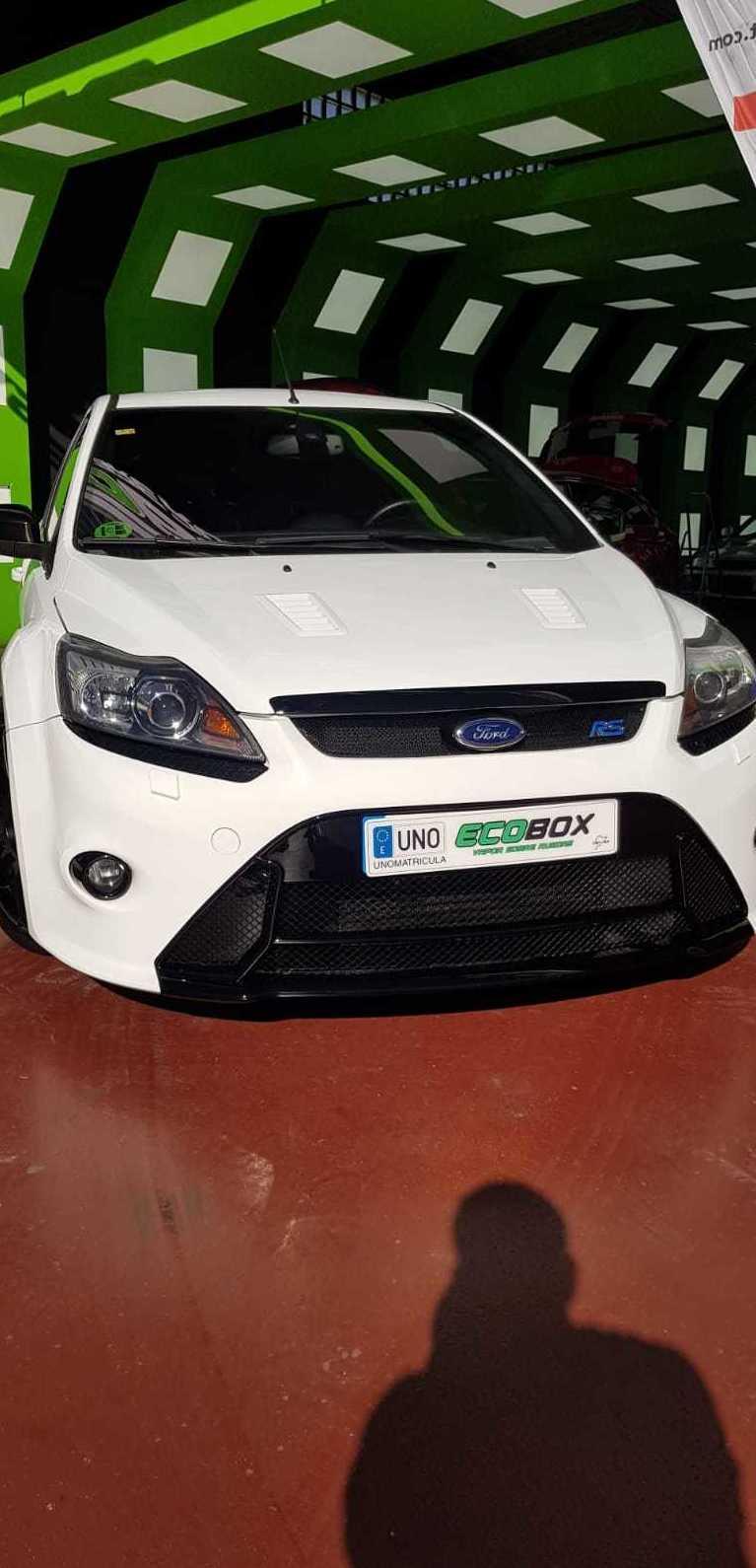 Ford Focus RS Completo + Carnauba