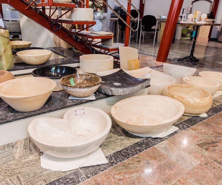 Mármoles y granitos en Ibiza
